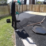 EPDM Wet Pour Graphics in Alltwen 1