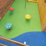 Play Area Rubber Surfaces in Almington 6