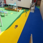 Play Area Rubber Surfaces in Abbey Field 3