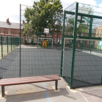 Play Area Rubber Surfaces in Almington 11