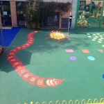Play Area Rubber Surfaces in Abbey Field 4