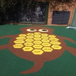 Play Area Rubber Surfaces in Abbey Field 8
