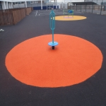 Play Area Rubber Surfaces in Alford 3