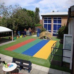 Play Area Rubber Surfaces in Adsborough 3