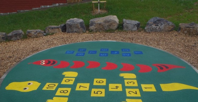 Educational Wetpour Graphics in Monmouthshire