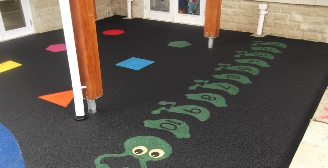 Cleaning Playground Flooring in Isles of Scilly