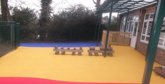 Wetpour Repair Kits in Bartley Green