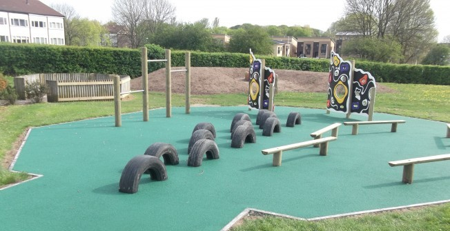 Play Area Safety Tests in Derryboy